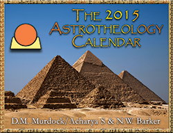 The 2015 Astrotheology Calendar front cover