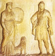 Attis and Cybele image