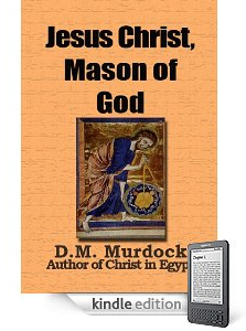 Jesus christ: Mason of God on Kindle